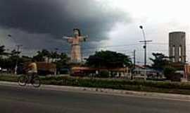 Marituba - Praça Jesus Menino em Marituba-Foto:PEDRO PAULO