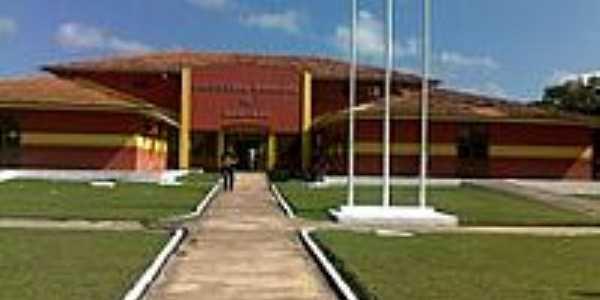 Prefeitura Municipal em Marituba-Foto:PEDRO PAULO