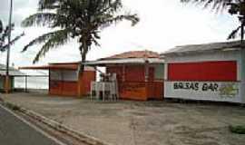 Marudá - Vista das barraquinhas na orla do Distrito de Marudá