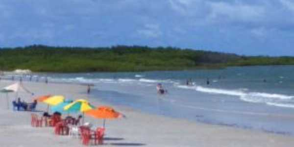 Praia de Marudanopolis, Por Vania Maria Oeiras Sagresti