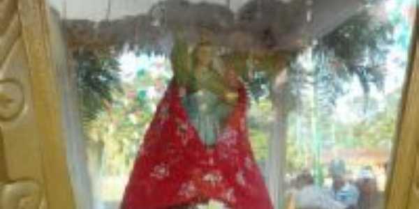 Imagem da Santa, Por rodrigues