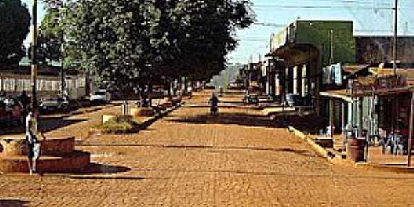 Medicilândia-PA-Avenida principal-Foto:anapuemfoco.