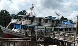 Meruú - Barco da cidadania em Meruú-Foto:sementedaregiao.