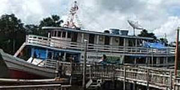 Barco da cidadania em Meruú-Foto:sementedaregiao.