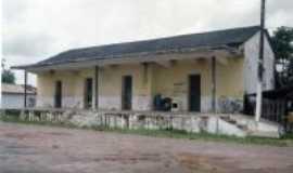 Mirasselvas - Antiga Estação Ferroviária, Por Prof. Ral