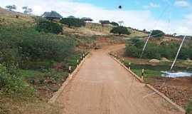 Caldeirão - Caldeirão-BA-Ponte na estrada da cidade-Foto:nandimdoacordeon