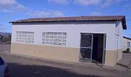 Caldeirão - Escola Municipal Rui Barbosa em Caldeirão-BA-Foto:Tarlis