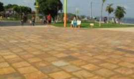 Mocajuba - praça da conceição..., Por Junior Capella