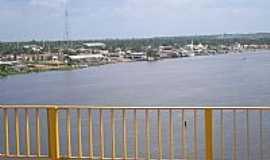 Moju - Cidade de Moju vista da ponte-Foto:Rui Oliveira Santos