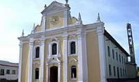 Moju - Matriz do Divino Espírito Santo-Foto:Vicente A. Queiroz