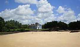 Monsaras - Igreja na Vila de Monsaras-Foto:Odilson Sá