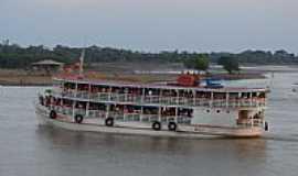 Monte Alegre - BM Príncipe do Amazonas em Monte Alegre-Foto:Aureliolinsleal