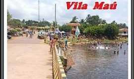 Monte Alegre do Mau - Imagens da Vila de Monte Alegre do Mau em Marapanim-PA