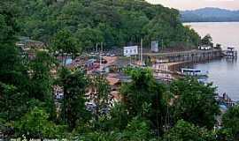 Monte Dourado - Monte Dourado-PA-Porto do Rio Jari-Foto:Heraldo Amoras