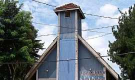 Monte Dourado - Monte dourado-PA-Templo Ecumênico-Foto:Heraldo Amoras