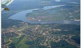 Monte Dourado - Monte Dourado-PA-Vista aérea-Foto:Heraldo Amoras