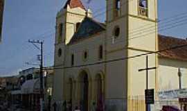 Mosqueiro - Igreja de N.Sra.do Ó em Mosqueiro-PA-Foto:Odilson Sá