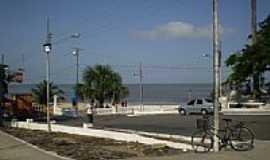 Mosqueiro - Orla da Praia do Bispo em Mosqueiro-PA-Foto:Odilson Sá