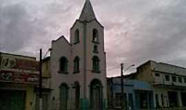 Boca da Mata - Antiga Igreja em Boca da Mata-Foto:Sergio Falcetti