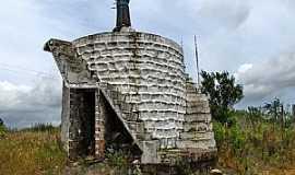 Boca da Mata - Boca da Mata-AL-Monumento ao Padre Cícero-Foto:Benício Monte