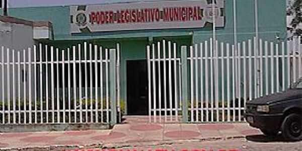 Caldeirão Grande-BA-Câmara Municipal-Foto:www.paiaiafm.com.br