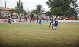 Murumuru - Campo de Futebol na Vila de Murumuru - PA