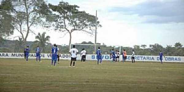 Campo de Futebol em Vila de Murumuru - PA