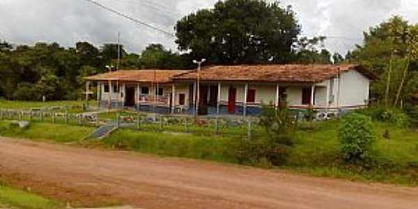 Escola da vila do Murumuru - PA