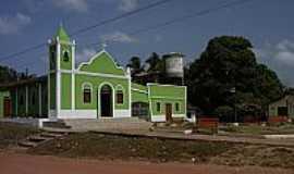 Nova Esperança do Piriá - Igreja em NovaEsperança do Piriá-Foto:umehlig