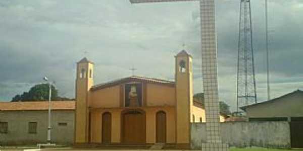 Imagens da cidade de Nova Esperança do Piriá - PA