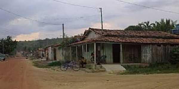 Nova Esperança do Piriá-PA-Ruas da cidade-Foto:www.connhecer.tur.br