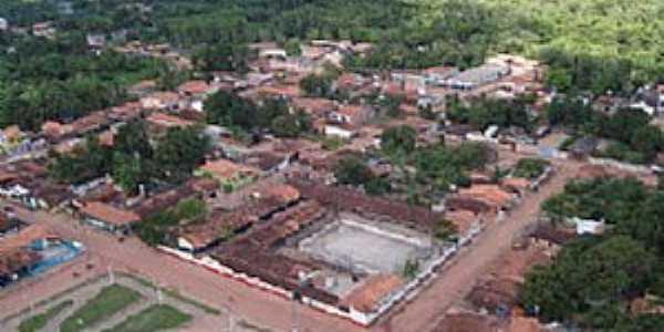 Nova Esperança do Piriá-PA-Vista aérea-Foto:www.portalfadesp.org.br