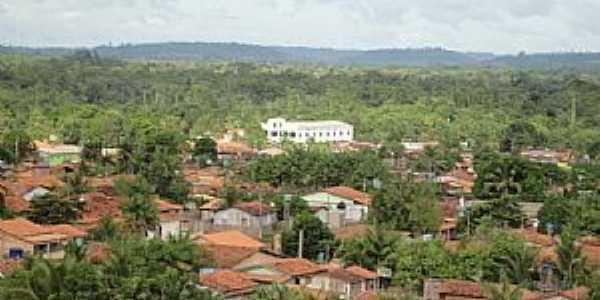 Nova Esperança do Piriá-PA-Vista da cidade-Foto:www.connhecer.tur.br