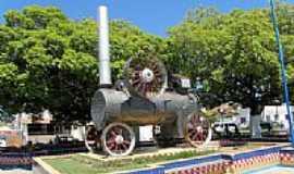 Caldeiras - Monumento-Foto:marcosruivo