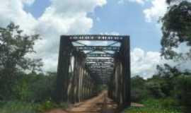 Nova Timboteua - Ponte sobre o rio Livramento, Por Carlos Fernando Macedo