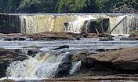 Novo Progresso - Cachoeira do Rio Curuá em Novo Progresso-PA-Foto:CICLO MANIA Novo Pro…