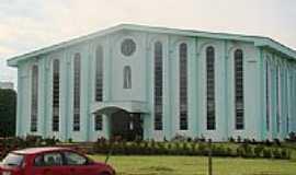 Novo Progresso - Igreja Católica de Novo Progresso-Foto:Ernandi Schnurr