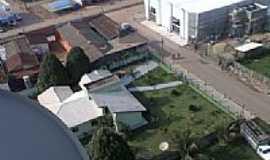 Novo Progresso - Vista do alto do centro de Novo Progresso-PA-Foto:delvan_sousa