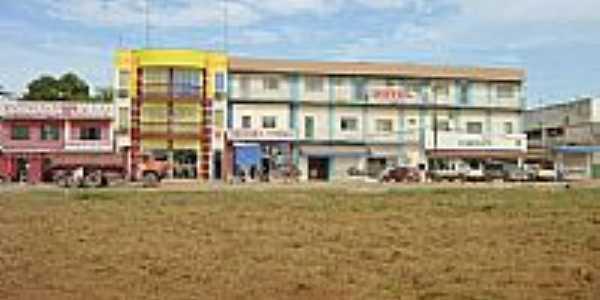 Hotel em Novo Progresso-PA-Foto:LoboMidia