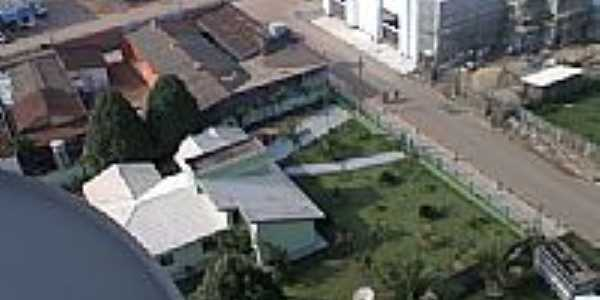 Vista do alto do centro de Novo Progresso-PA-Foto:delvan_sousa
