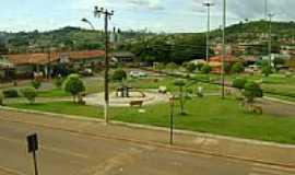 Novo Repartimento - Praça-Foto:Marlon Corrêa