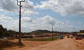 Novo Repartimento - Novo Repartimento-PA-Entrada da cidade-Foto:Dalcio e marilda jabuti motor home