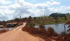 Novo Repartimento - Novo Repartimento-PA-Ponte sobre o Rio Pucurui-Foto:Dalcio e marilda jabuti motor home