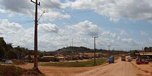 Novo Repartimento-PA-Entrada da cidade-Foto:Dalcio e marilda jabuti motor home
