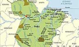 Óbidos - Mapa