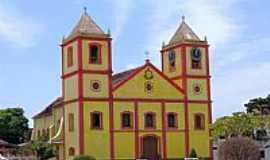 Óbidos - Catedral de Sant´Ana em Óbidos-PA-Foto:Vicente A. Queiroz