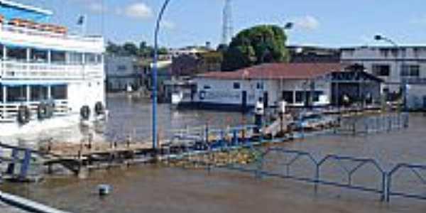 Porto de �bidos-PA-Foto:Jordao Nunes Farias