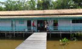 Oeiras do Pará - Escola da Zona Raral, Por Raimundo Augusto Paumgartten