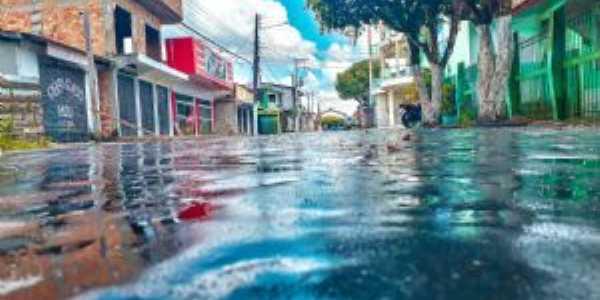 Rua Prefeito Artêmio Araújo - CENTRO, Por Tiago Santana Rodriguês