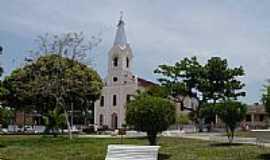 Oriximin� - Igreja Matriz de Oriximin�-Foto:Jos� Wagner Vasconce�